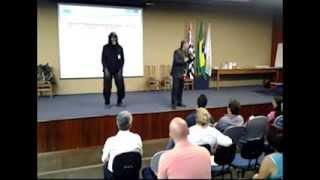 Palestra em campinas Grupo IDHEAL com Prof. Felipe Gomes & Anthony Águia - Tema: Sustentabilidade e Resultados dia 30/11/13