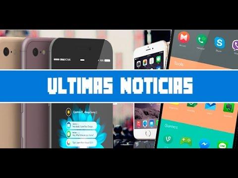 Fotos CyanogenOS, iPhone 7, Clones iPhone 6, LG G4, G5, G6, G7, G8, G9, Adi�s Tablet