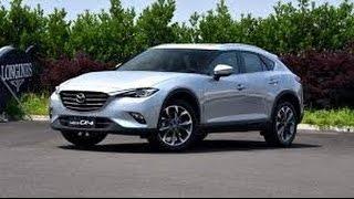 Mazda CX4 2016 Test Preview