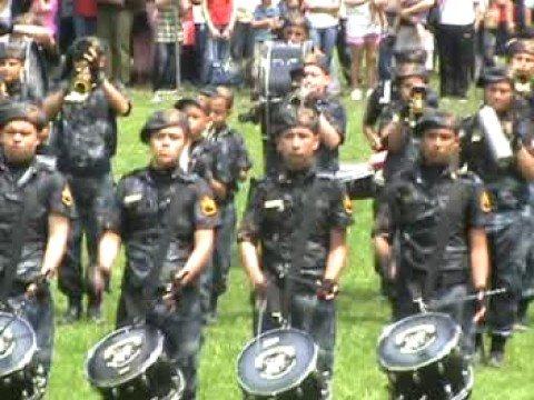 banda de quezalte-colegio Adventista 2008