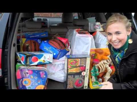 Christmas Toy Donation Hip2Save