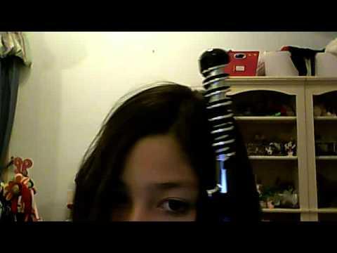 Conair Instant Heat Spiral Curler Rewiew Youtube