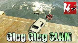 Things to do in GTA V - Glug Glug Slam