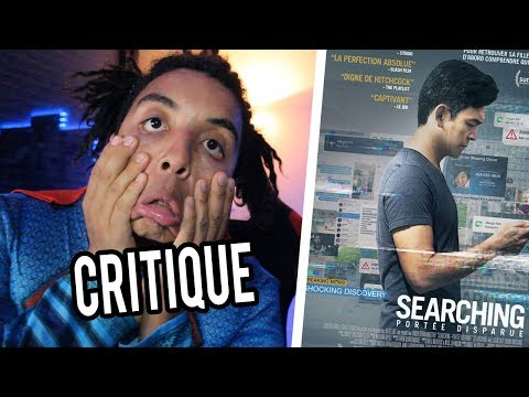 Critique (Rapide & Sans Spoiler) - SEARCHING PORTÉE DISPARUE 🎬 streaming vf