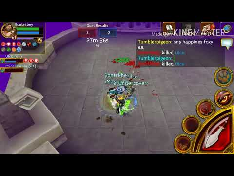 Arcane Legends Sontrkbey VS Rum and Ulco