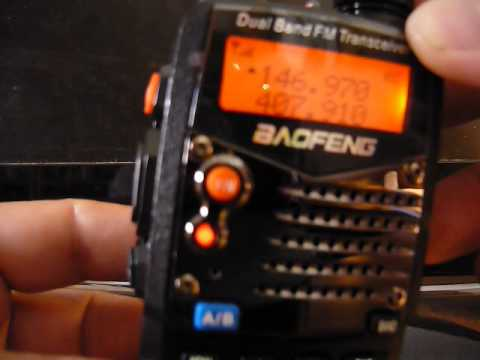 Baofeng UV-5RA Armeria
