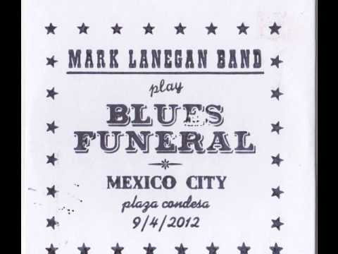 MARK LANEGAN BAND * MEXICO CITY * 9/4/2012* LIVE