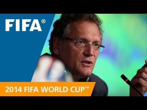 Valcke: Imagine if Brazil reach the final