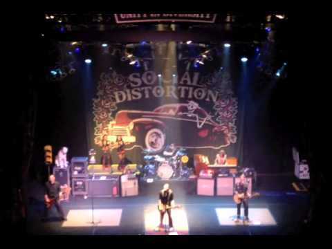 Social Distortion Live in Las Vegas December 20, 2012 [Full Show]