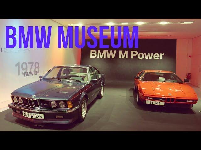 BMW Museum - YouTube