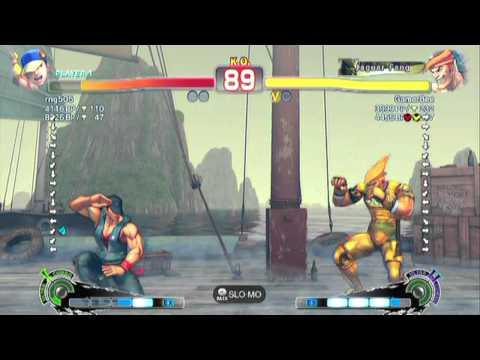 Ryu(rng505) VS Adon(GamerBee)