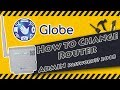 How to Change Router password (Change Globe router admin password 2018)