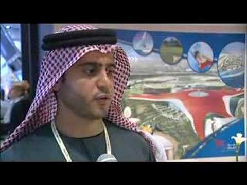 Mohammed N. Bin Hamdan, Senior Business Development Manager, Aldar Properties @ ITB Berlin 2008
