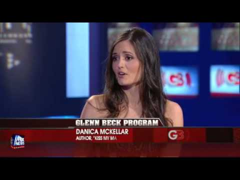 Danica McKellar on Fox News' Glenn Beck Show