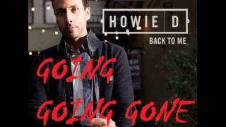 Howie Dorough - Going Going Gone