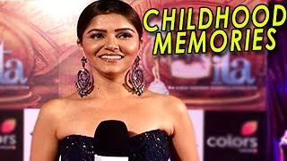 Rubina Dilaik Shares About Her Childhood Memories | #TellyTopUp