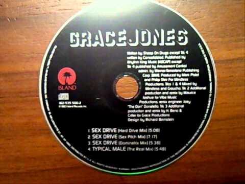 Grace Jones - Sex Drive