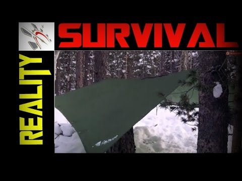 Chinook Guide Tarp Review