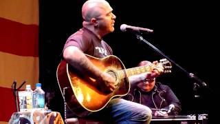 Aaron Lewis - So Far Away HD Live in Lake Tahoe 8/06/2011