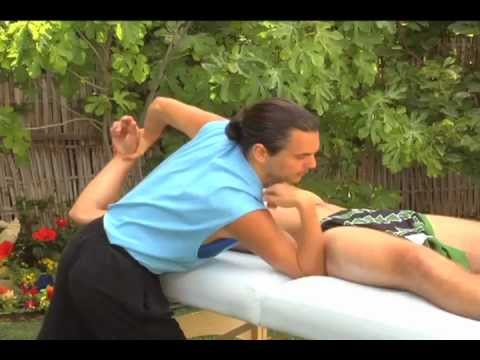 Lomi Lomi Hawaiian Massage Front Flow Video