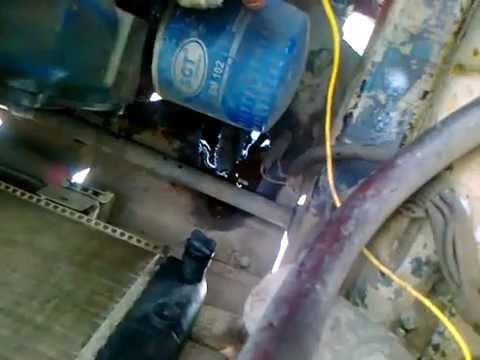 Видео как снять печку ВАЗ 2105