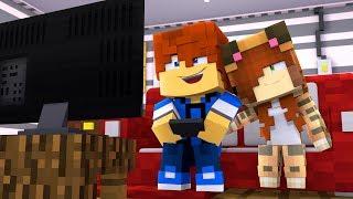 Minecraft Daycare - GAMES !? (Minecraft Roleplay)