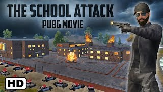 The School Attack | PUBG Mobile Movie