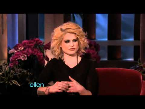 Kelly Osbourne Opens Up