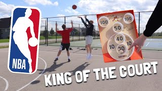 NBA Basketball Skee Ball King Of The Court!