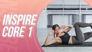 INSPIRE CORE 1 | 30 PHÚT ĐÁNH BAY MỠ BỤNG TẠI NHÀ | Workout #167