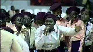 RCCG Mass Choir & Bukola Bekes-Powerful Yoruba Praise