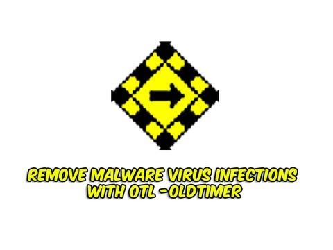 Remove Malware / Virus infections with OTL - Oldtimer by Britec