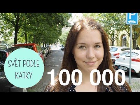 Díky za 100 000 ODBĚRATELŮ!