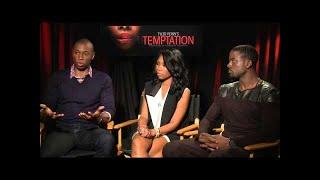 "Brandy, Lance & Robbie ""Tyler Perry Temptation"" INTERVIEW"