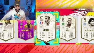 OMG THIS CARD IS SUPER OVERPOWERED!! *GET HIM NOW*  FIFA 20 Ultimate Team Draft