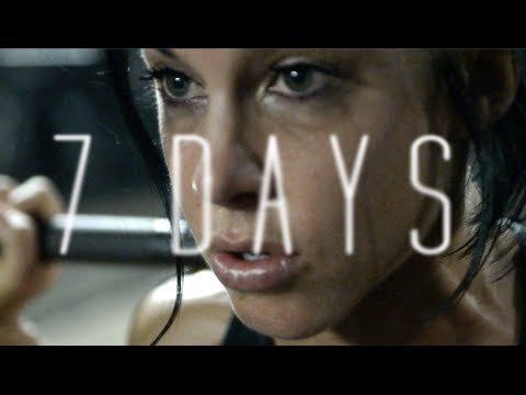 7 days from the stage | OLYMPIA 2014 | Dana Linn Bailey