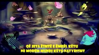 Sirena E Vogel - Nën det - Në gjuhën shqipe dhe anglisht titruar në gjuhën shqipe