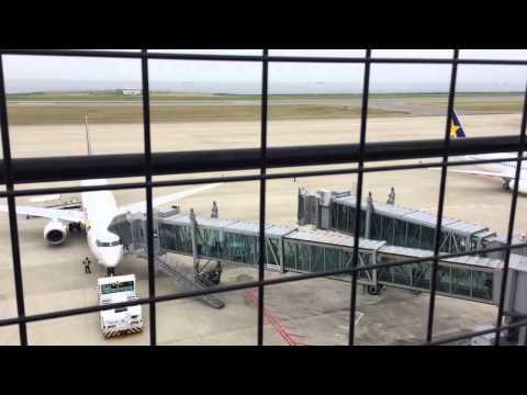 Plane spotting in Japan