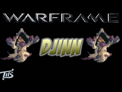 Warframe 10 ♠  Lets Make the Djinn - Cost, Stats, Color Schemes
