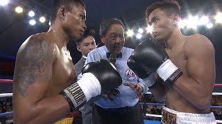 Dave Apolinario vs. Joan Imperial | ESPN5 Boxing