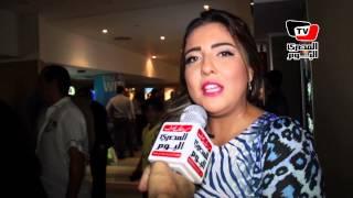 مي كساب: مبسوطة بالجزيرة.. والله يرحم خالد صالح