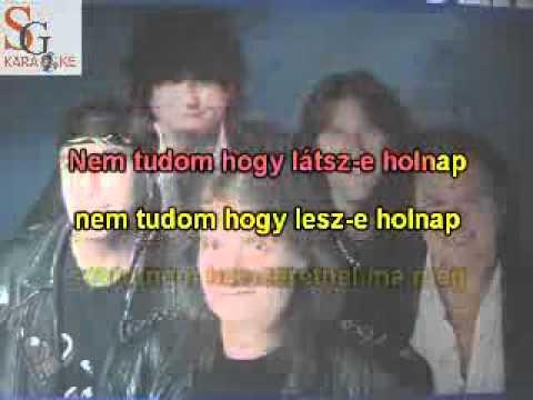 Tunyogi RB - Ha Szeretnél Ma Még (Karaoke)