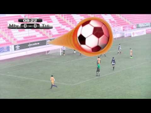 Monterrey vs Tigres Final Liga de Campeones Aguascalientes
