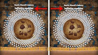 Cookie Clicker Cheat!!! { ∞ } in seconds!