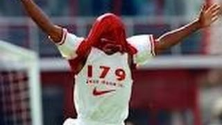 Ian Wright's 185 Goals For Arsenal