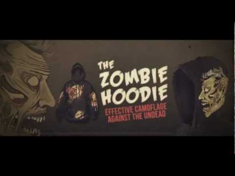 The Scorn™ Zombie Hoodie - Now Available on KICKSTARTER.com