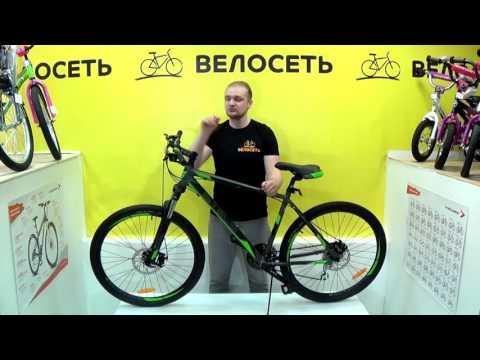 Видео обзор велосипеда STELS Navigator 650 MD 27.5 2017