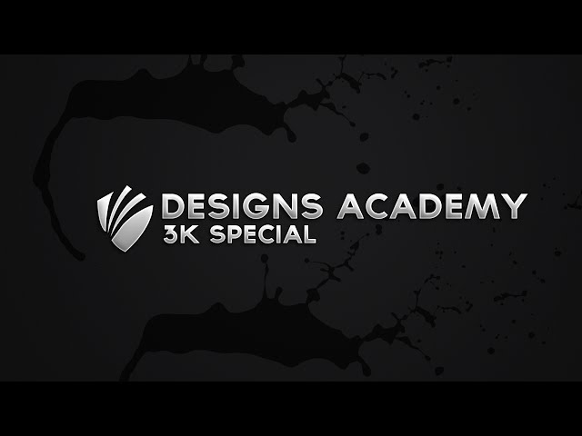 [part 1/2] Designs Academy 3K!! Special Pack