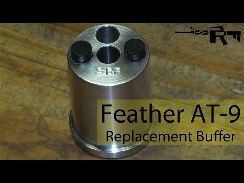 Feather AT-9 Buffer Replacement
