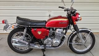 1970 CB750 four K0 Good condition!!